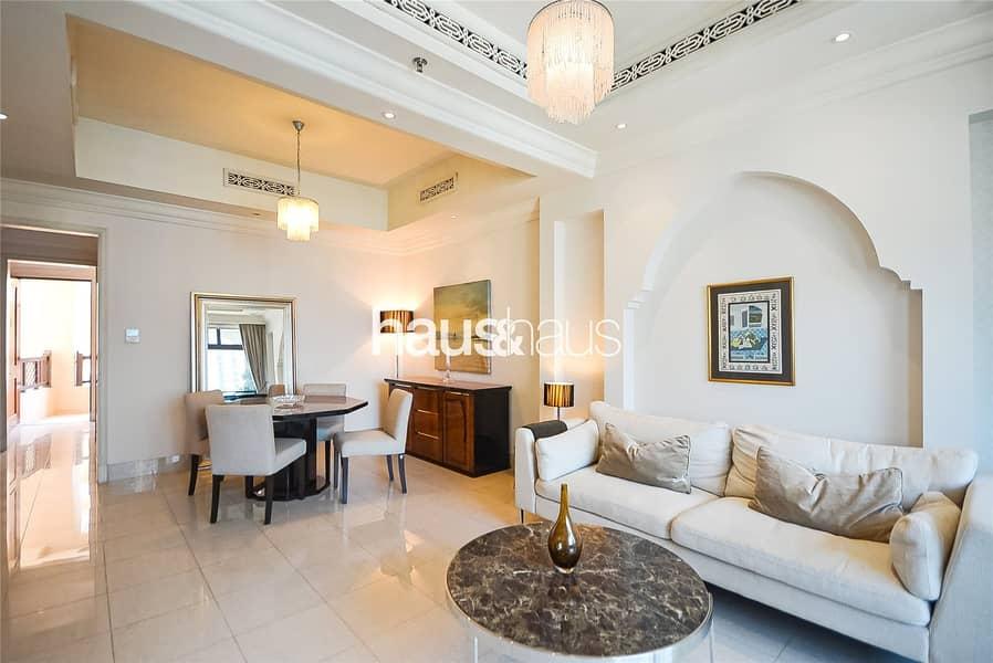 2 Beautifully Furnished | 1 Bed| Burj Khalifa Views