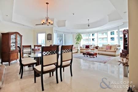 3 Bedroom Apartment for Sale in Dubai Marina, Dubai - 3 Bed | Marina View | Vacant on Transfer