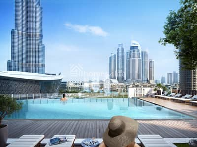 1 Bedroom Apartment for Sale in Downtown Dubai, Dubai - Luxurious 1 BR APT | Mesmerising views of Downtown Last Few Units left