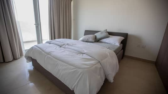 1 Bedroom Flat for Sale in Mohammad Bin Rashid City, Dubai - 10% and rest in 4 years Post Handover Plan | Waterfront Apts