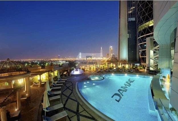 شقة في برج بارك تاور B بارك تاورز مركز دبي المالي العالمي 2 غرف 95000 درهم - 4535937