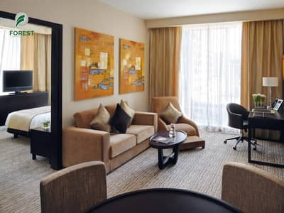 Studio for Sale in Jumeirah Lake Towers (JLT), Dubai - Beautiful Fully Furnished Studio with Lake View