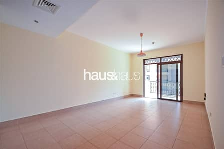 1 Bedroom Apartment for Rent in Old Town, Dubai - Available | Chiller Included | Pool View