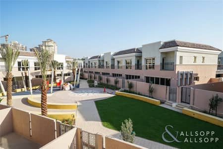 Plaza Backing | 2 Bed + Maids | Brand New