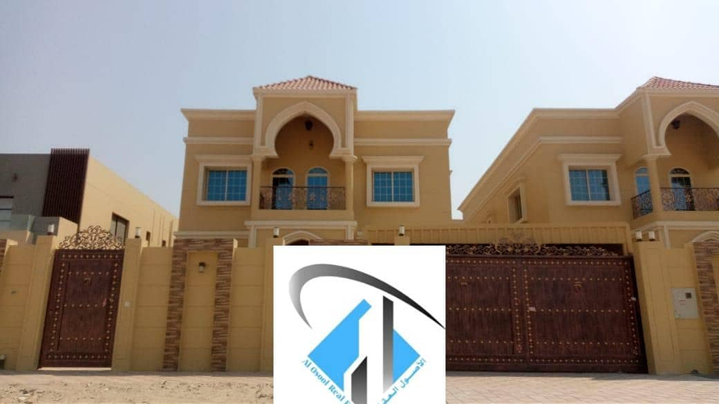 Villa for rent the first inhabitant with air conditioners