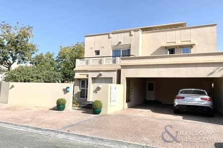 4 Bedroom Villa for Sale in The Lakes, Dubai - Exclusive  Corner Plot  Partially Upgraded