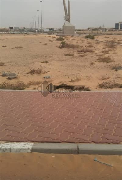 Plot for Sale in Emirates Modern Industrial Area, Umm Al Quwain - 3 sides roads facing prime location plot for sale