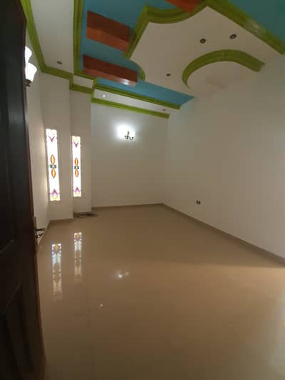 Spacious flat one bedroom + hall for rent in Shakhbout city good location