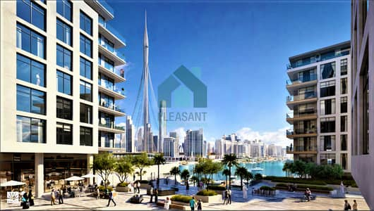 4 Bedroom Penthouse for Sale in The Lagoons, Dubai - Creek Facing Penthouse For Sale In Dubai Creek Harbour