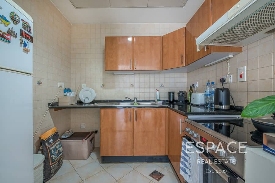 11 One Bedroom Unfurnished in Great Location