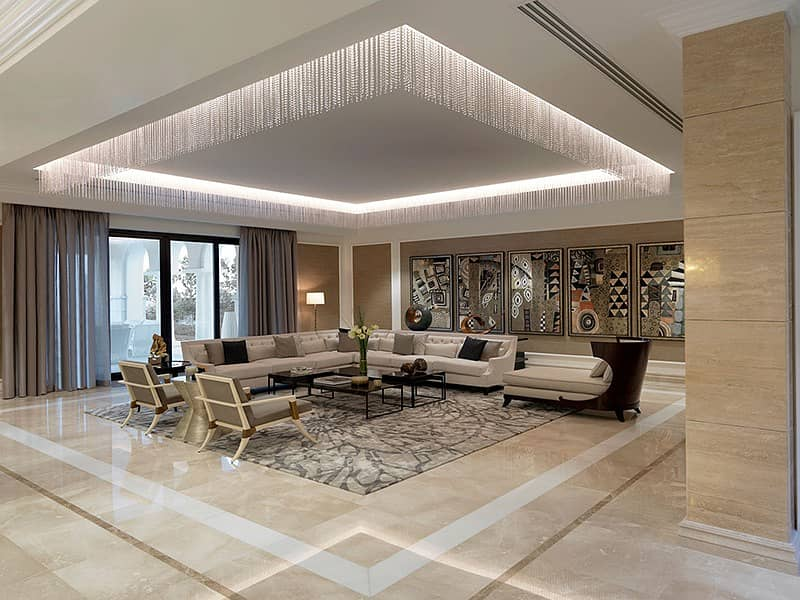 Bespoke Mansions | Furnished | Basement with Theater