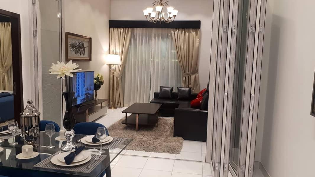 شقة في وادي الصفا 2 1 غرف 615000 درهم - 4536781