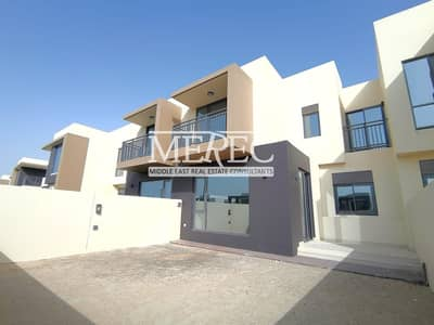 3 Bedroom Villa for Rent in Dubai Hills Estate, Dubai - 2M Type   Back to Back   Next to pool and park
