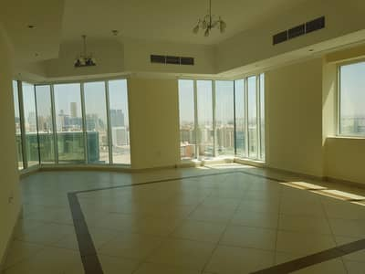 3 Bedroom Flat for Rent in Al Nahda, Dubai - 2 Parking_Chiller Free Huge 3 BHK With Maids Room and Facilities