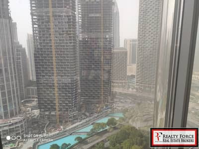 FOUNTAIN & OPERA VIEW | HIGH FLOOR | VACANT