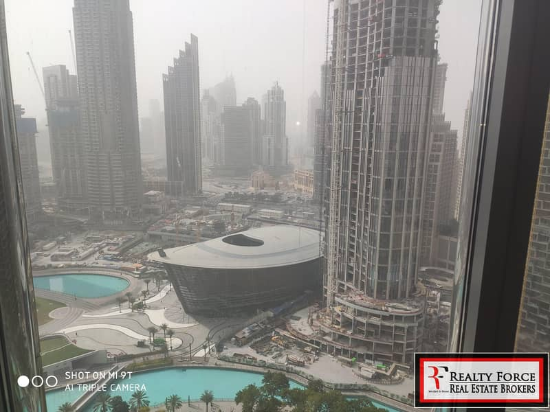 2 FOUNTAIN & OPERA VIEW | HIGH FLOOR | VACANT