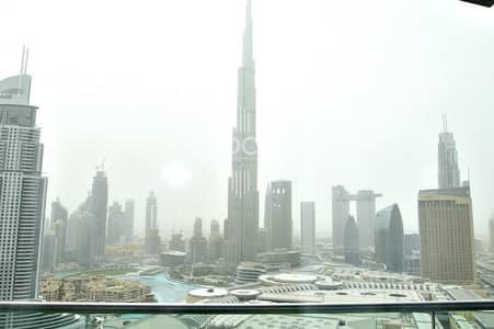 2 Bedroom Flat for Rent in Downtown Dubai, Dubai - Brand New I Burj Khalifa and Fountain View