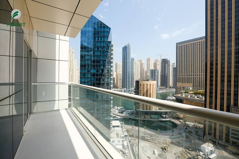 Investment Deal Rented Unit Partial Marina View