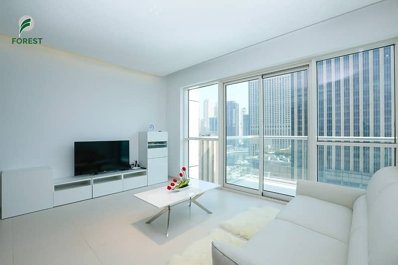 2 Investment Deal Rented Unit Partial Marina View