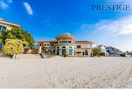 6 Bedroom Villa for Rent in Palm Jumeirah, Dubai - 6 Bed | Signature Villa | Palm Jumeriah Frond D