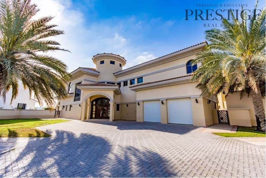 2 6 Bed | Signature Villa | Palm Jumeriah Frond D