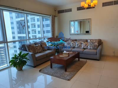 2 Bedroom Flat for Rent in Jumeirah Lake Towers (JLT), Dubai -  Saba 2