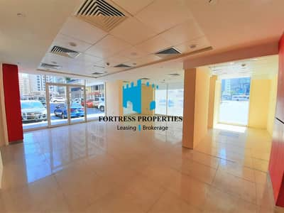 Showroom for Rent in Tourist Club Area (TCA), Abu Dhabi - Spacious Storefront/Showroom Space located in Tourist Club Area (TCA) | 1