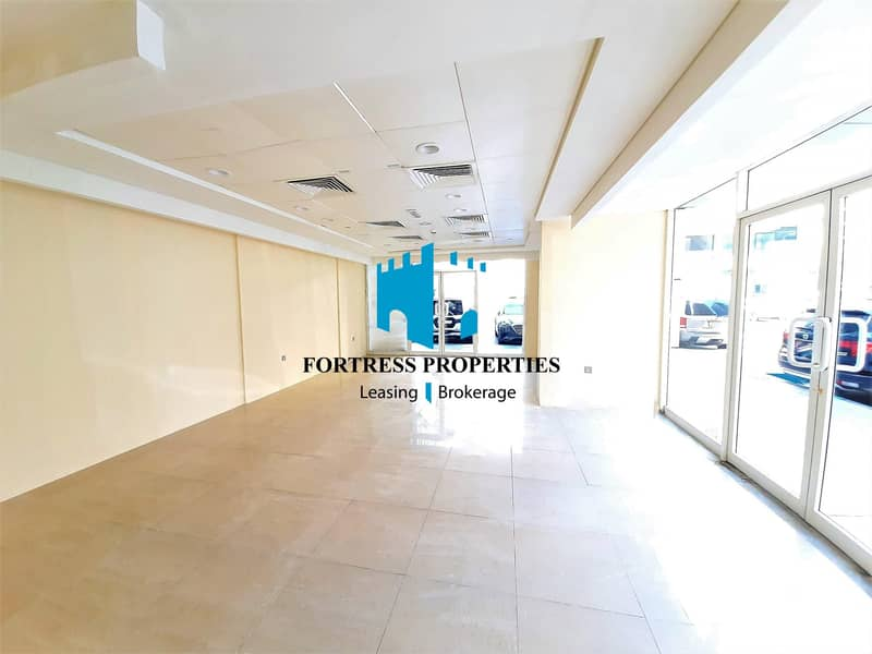 2 Spacious Storefront/Showroom Space located in Tourist Club Area (TCA) | 1