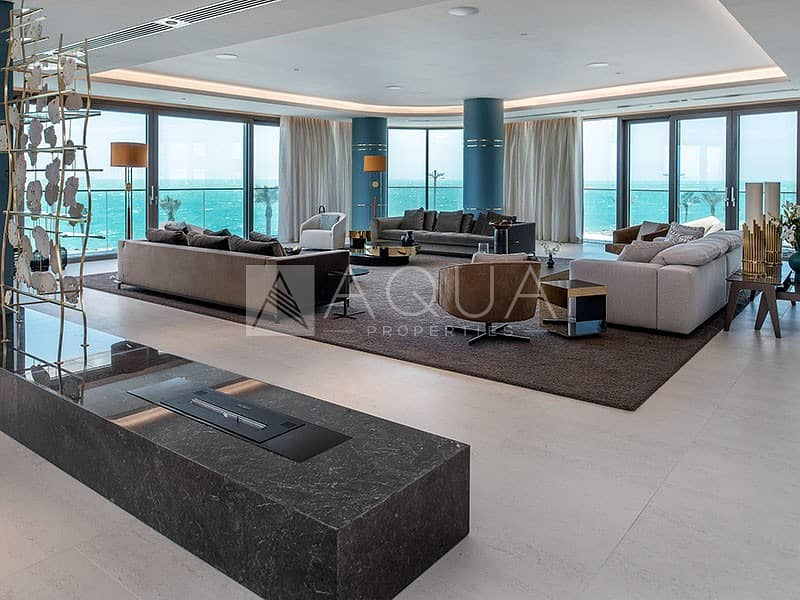 Huge Luxury Apartment With Landmark and Sea Views