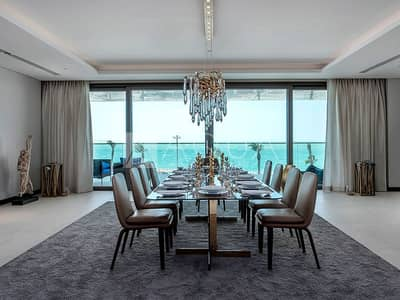 Huge Luxury Apartment With Landmark and Sea Views