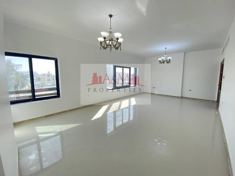 Excellent 3 Bedroom Apartment with Maids room and Builtin  Wardrobes in Danet  Area 90