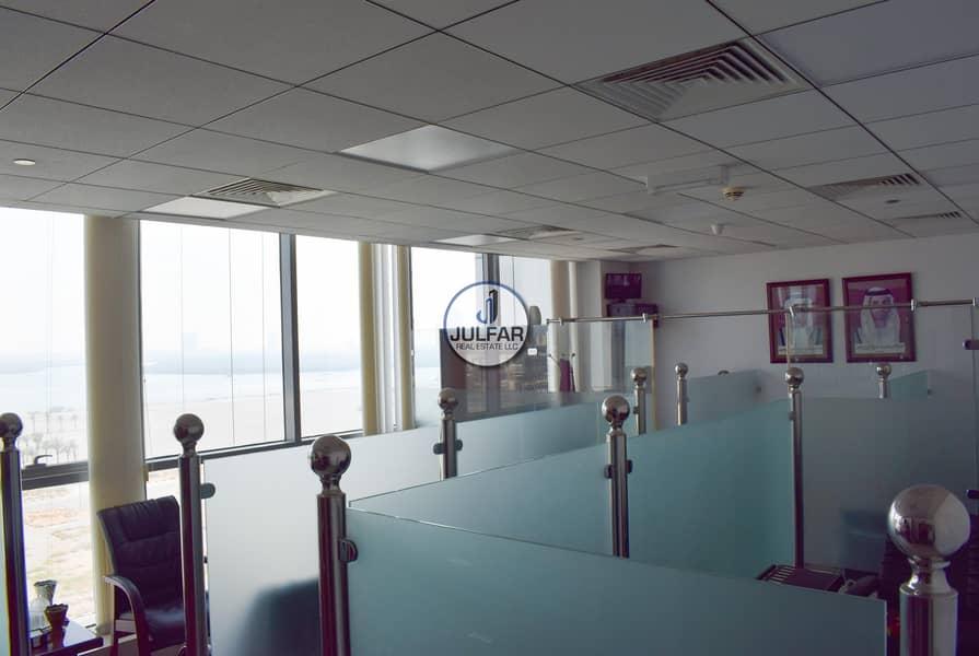 2 Mangrove View Office For Sale In Julphar Tower.