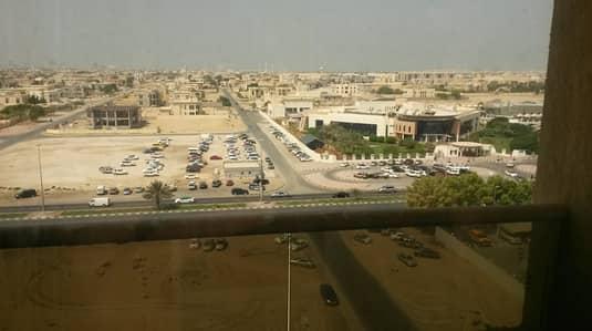 OPEN VIEW!! Nice Studio Flat with Balcony in Garden city near Ajman University