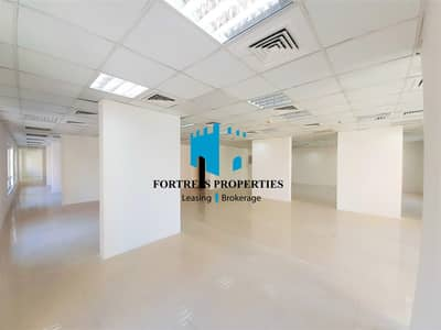 Office for Rent in Tourist Club Area (TCA), Abu Dhabi - The Convenient & Luminous t OFFICE SPACE |  3