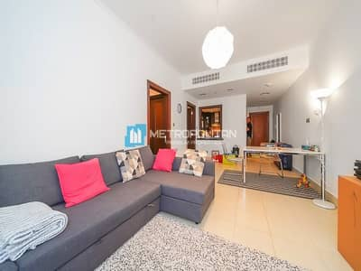 1 Bedroom Flat for Rent in Old Town, Dubai - Chiller Free I Lower Floor I Great Finish