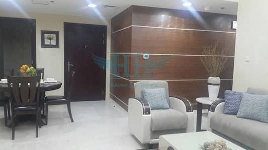 1 Bedroom Flat for Sale in Business Bay, Dubai - Elegantly Furnished Apartment for Sale in Safeer Tower 2