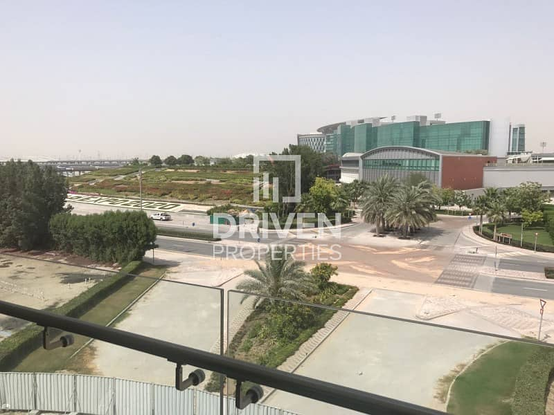 Vacant on Transfer Apt | Meydan Hotel View