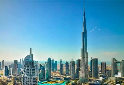 4 Bedroom Penthouse for Sale in Downtown Dubai, Dubai - 17.5% Below OP|Penthouse|Khalifa & Fountain Views