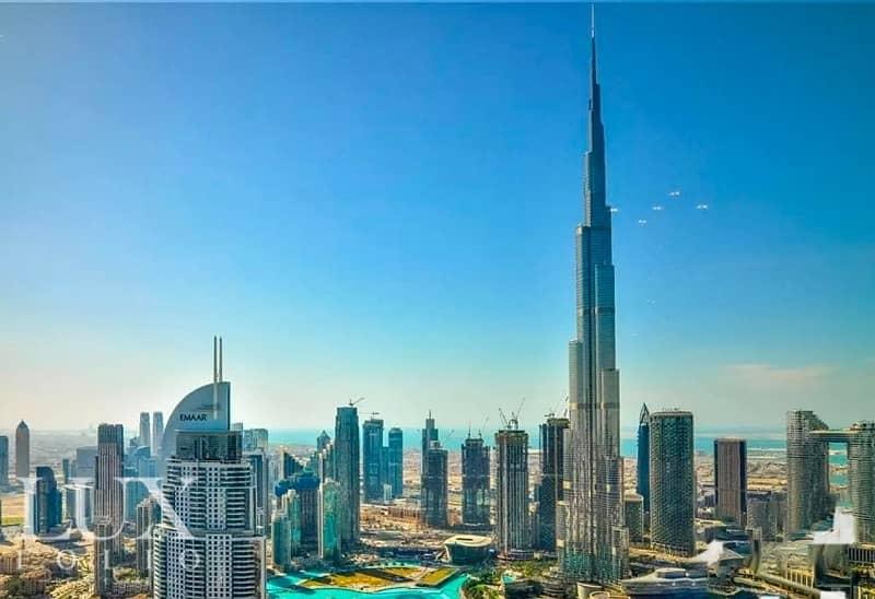 17.5% Below OP Penthouse Khalifa & Fountain Views