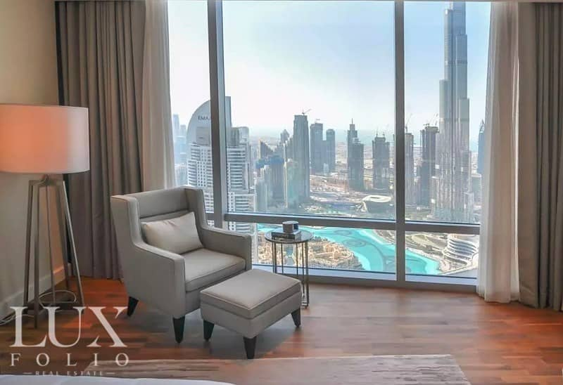 2 17.5% Below OP Penthouse Khalifa & Fountain Views