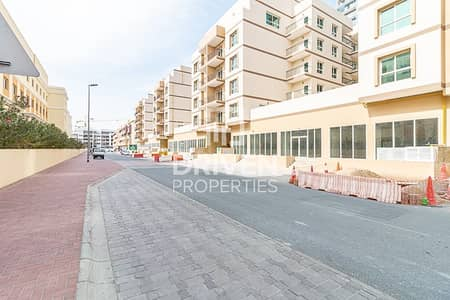 Shop for Rent in Jumeirah Village Circle (JVC), Dubai - Ideal Location | Shell and Core Retail Space