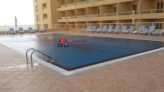 1 Bedroom Flat for Rent in Dubai Production City (IMPZ), Dubai - Hot offer in Impz lakeside one bed room with parking