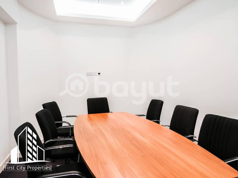 2 All Set-up and Furnished Office Spaces Available in City