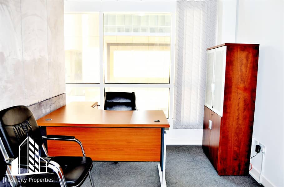 19 All Set-up and Furnished Office Spaces Available in City