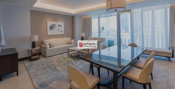 شقة 2 غرفة نوم للايجار في وسط مدينة دبي، دبي - شقة في العنوان ريزدينسز سكاي فيو 2 العنوان رزيدنس سكاي فيو وسط مدينة دبي 2 غرف 175000 درهم - 4537584
