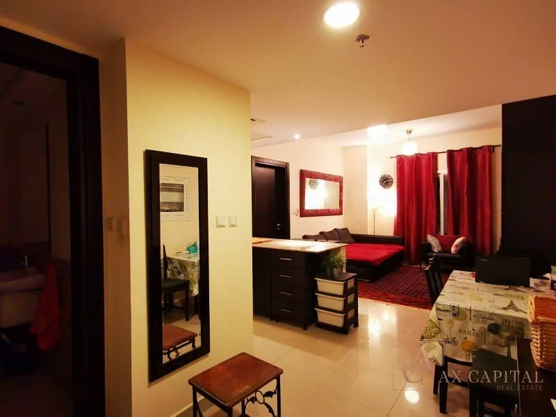 2 Beautiful View I 1 Bedroom I Perfect Condition