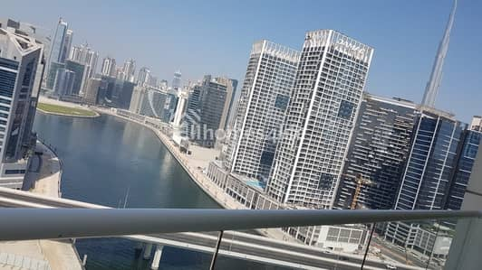 1 Bedroom Apartment for Sale in Business Bay, Dubai - Rented Unit|Distress Deal|Canal View 610k