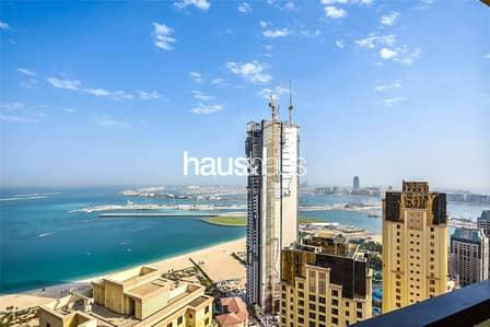2 Bedroom Flat for Sale in Jumeirah Beach Residence (JBR), Dubai - Murjan 1 | Refurbished | Full Sea Views