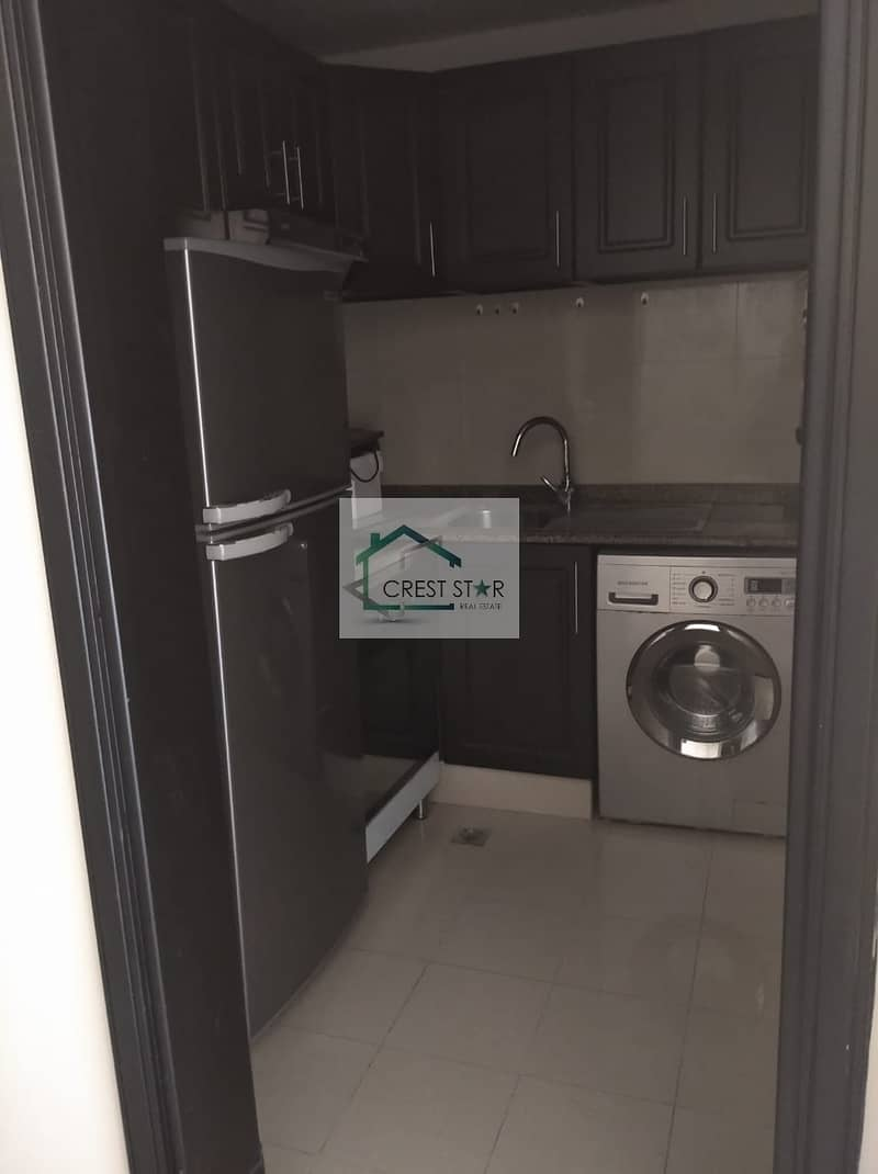 49 Prestigious Unfurnished Studio Apartment for Rent in JVC | READY TO MOVE IN
