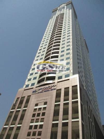 فلیٹ 2 غرفة نوم للايجار في الخان، الشارقة - Gorgeous  Price for 2 Bedroom flat 3303 -  Al Taawun Area - Sharjah